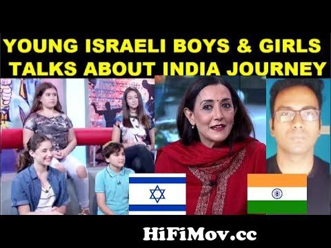 View Full Screen: wow young israeli boys amp girls amp indo jewish woman talk about their experience in india reaction.jpg