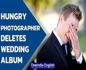 An angry photographer deleted all the pictures she took at a wedding after the groom denied her time to eat and drink. Incidentally the groom was a friend and hired her to save cost as per the photographer who remained anonymous. She then shared a lengthy reddit post narrating her experience. <br/><br/>#Photographer #WeddingPhotography #ViralPost